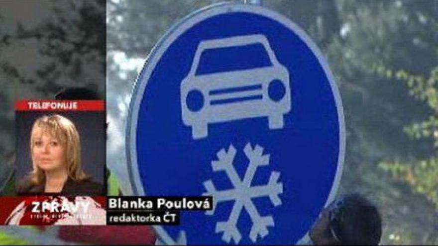 Video Telefonát Blanky Poulové