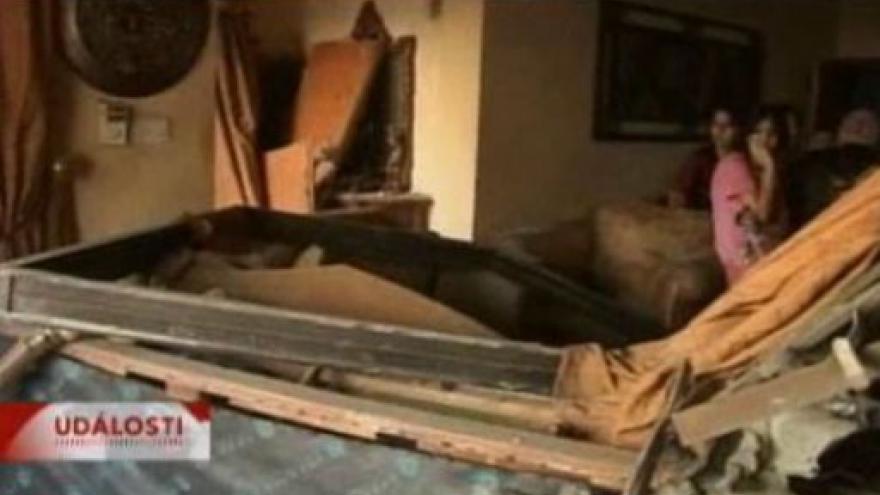 Video Ozbrojenci drželi v bagdádském kostele rukojmí