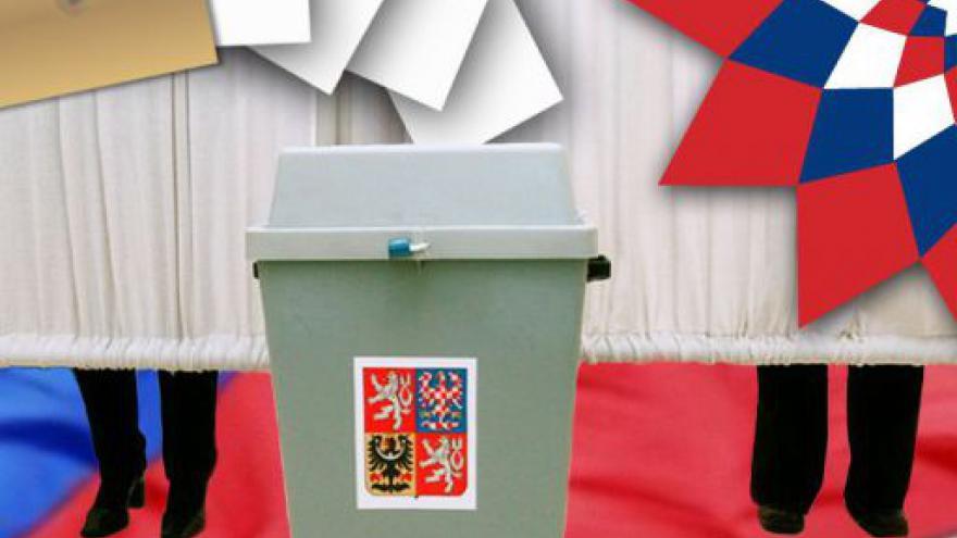Video Studio ČT24 - napadení výsledku voleb