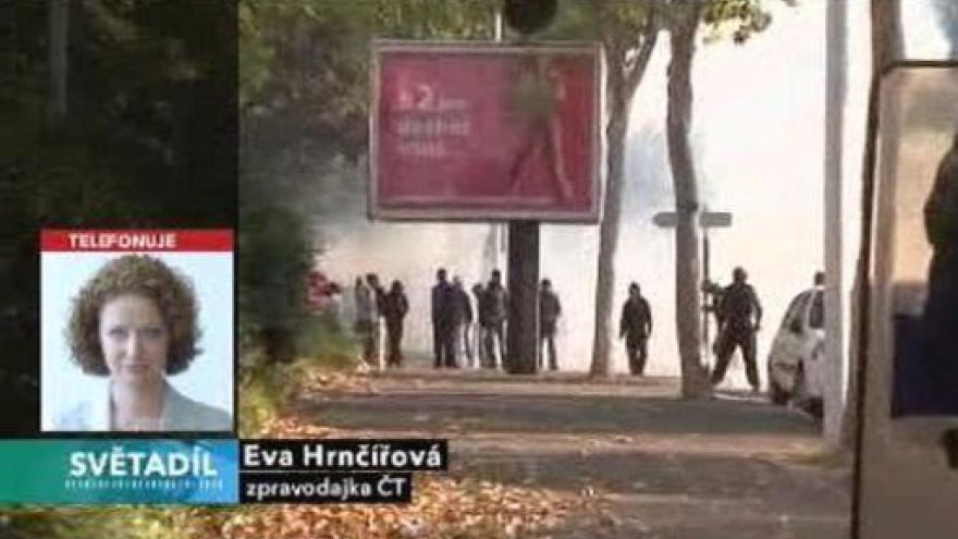 Video Francouzské stávkování