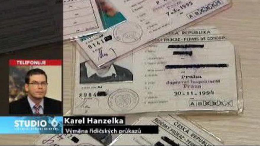 Video Telefonát Karla Hanzelky