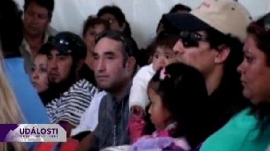 Video Chilští horníci se vrátili k zavalenému dolu