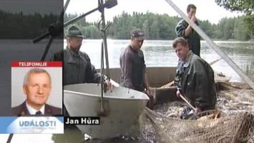 Video Telefonát Jana Hůry