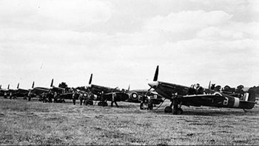Video Historik: František byl výborný pilot a ještě lepší střelec
