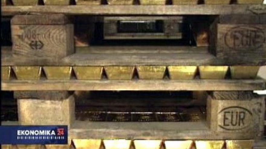 Video Zlato opět na rekordu