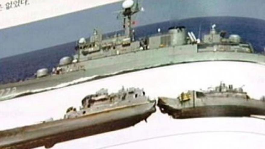 Video Zpráva osvětluje příčiny potopení jihokorejské lodi