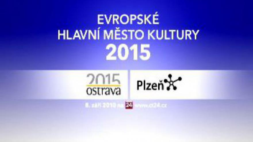 Video Vizitky Plzně a Ostravy