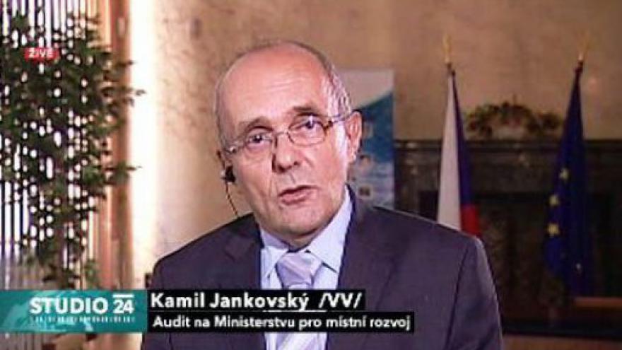 Video Rozhovor s Kamilem Jankovským