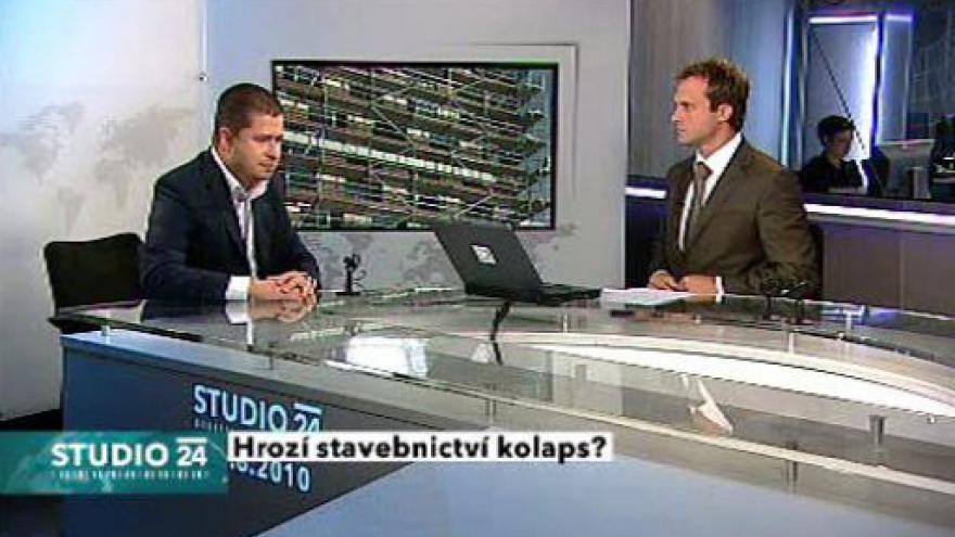Video Rozhovor s ekonomem Raiffeisenbank Alešem Michlem