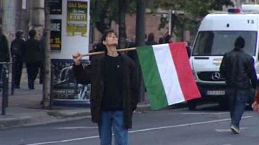 Video Vyhlášení maďarského zákona o občanství