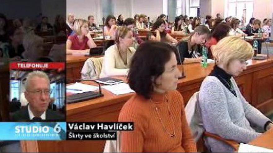 Video Rozhovor s Tomášem Feřtekem a Václavem Havlíčkem