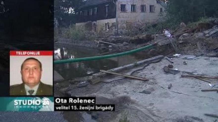 Video Rozhovor s Otou Rolencem