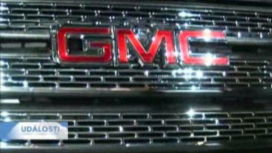 Video Reportáž o zisku GM