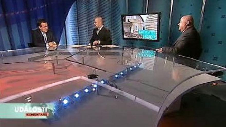 Video Rozhovor s Pavlem Suchánkem a Janem Mládkem