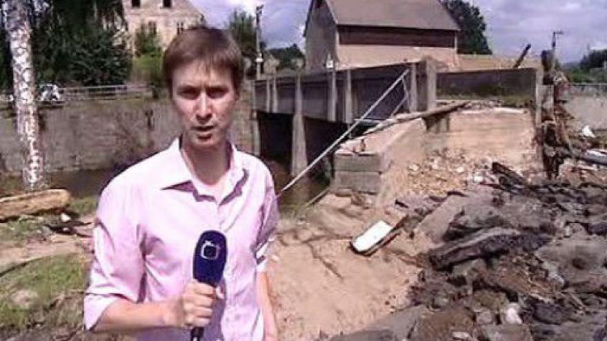Video Reportáž Milana Brunclíka z Raspenavy