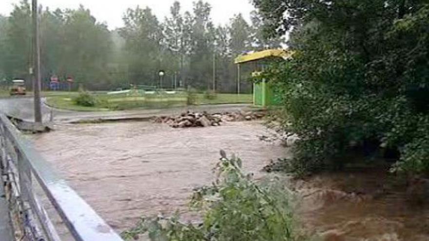 Video Povodňová situace na Liberecku