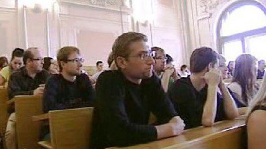 Video Studio ČT24 - kauza plzeňských práv