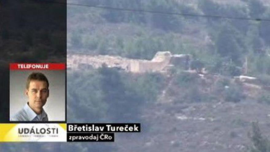 Video Telefonát Břetislava Turečka z Izraele