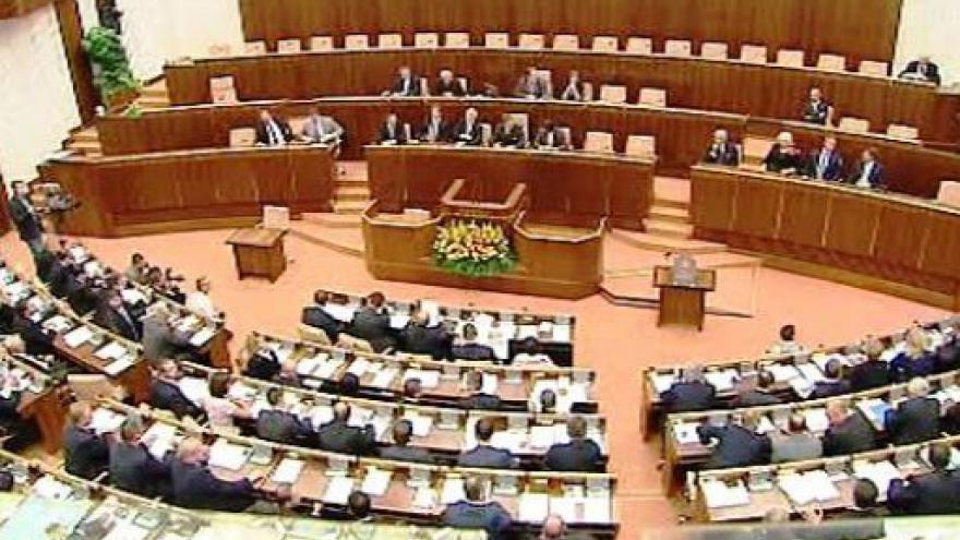 Video Slovenský parlament rozhoduje o novém kabinetu