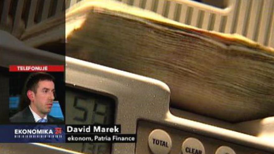 Video Rozhovor s ekonomeme Patria Finance Davidem Markem