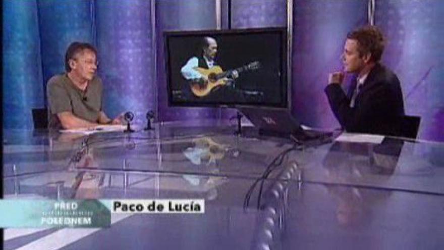 Video Ondřej Konrád o Pacovi de Lucíovi