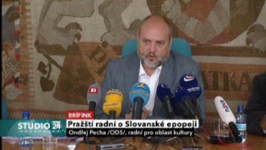 Video Ondřej Pecha a Roman Felix k závěrum Rady hl. m. Prahy