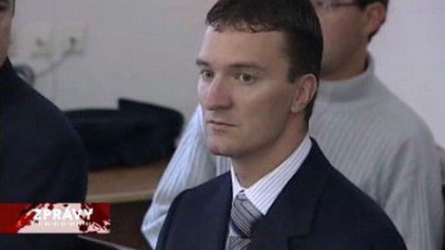 Video Tomáš Pitr zatčen
