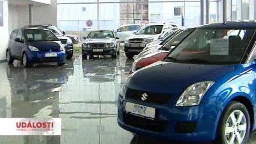 Video Podvodné prodeje aut