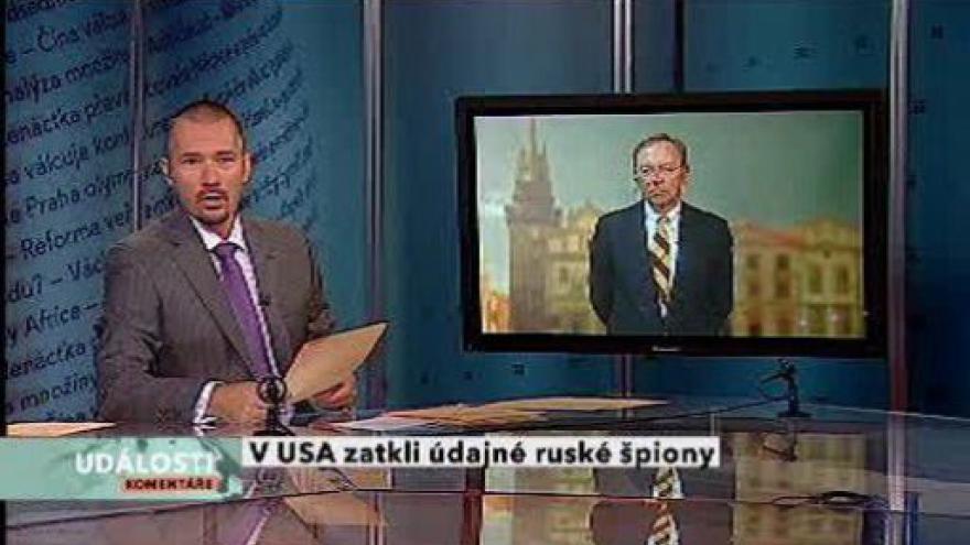 Video Události, komentáře s Igorem Lukešem