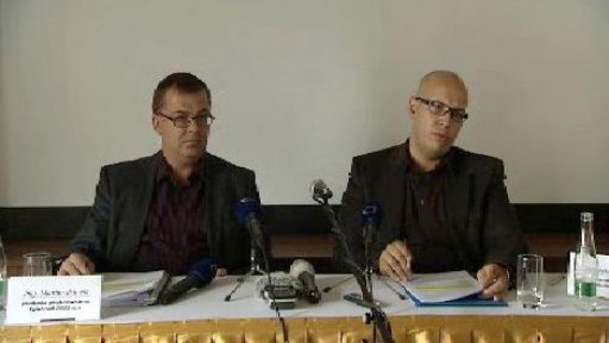 Video Brífink věřitelů organizačního výboru MS v Liberci