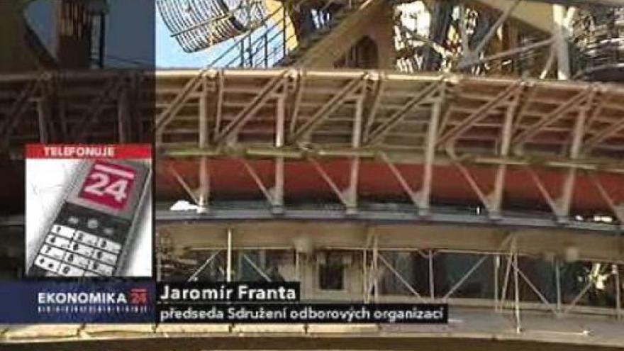 Video Telefonát Jaromíra Franty