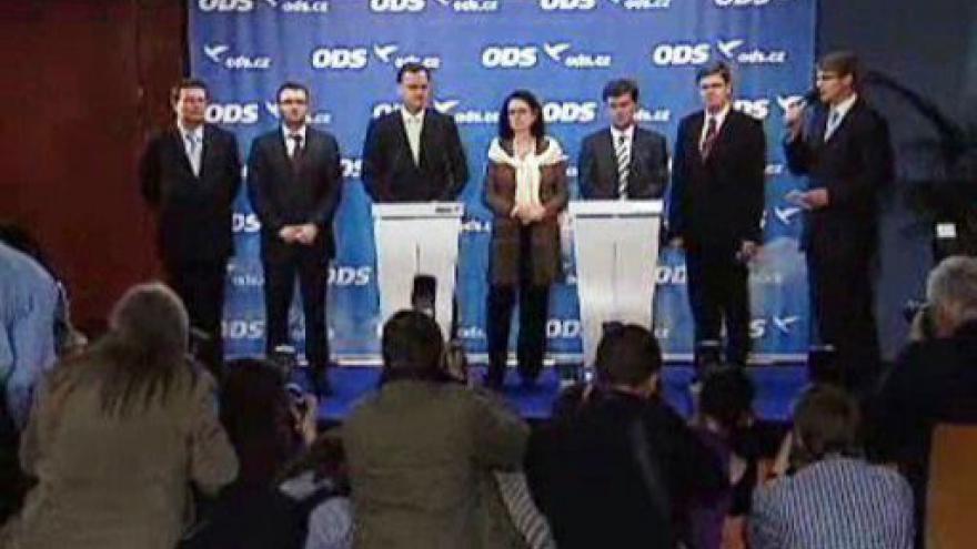 Video TK nového vedení ODS