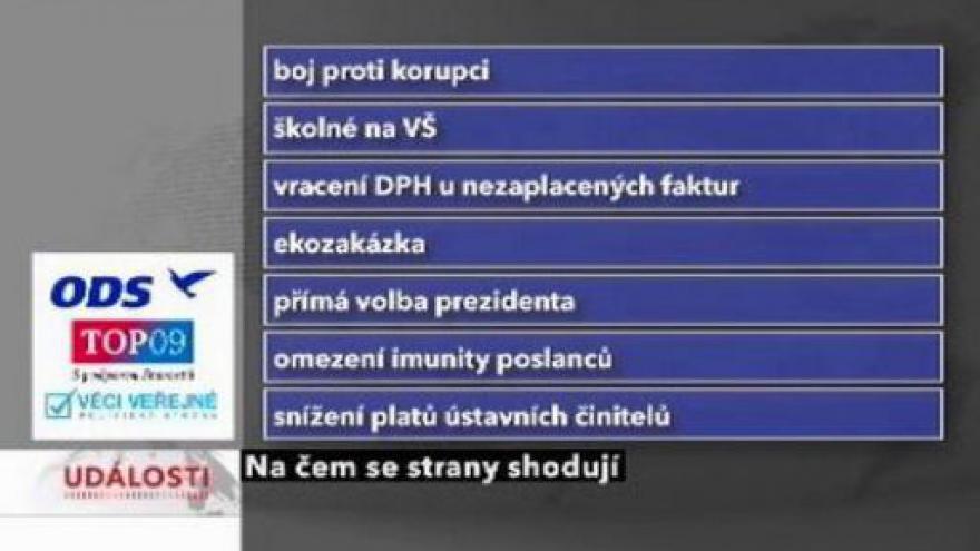 Video Reportáž Ziny Plchové a Markéty Hýlové