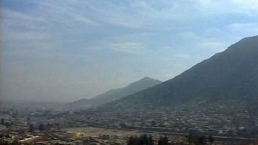 Video V Afghánistánu objevena ložiska kovů