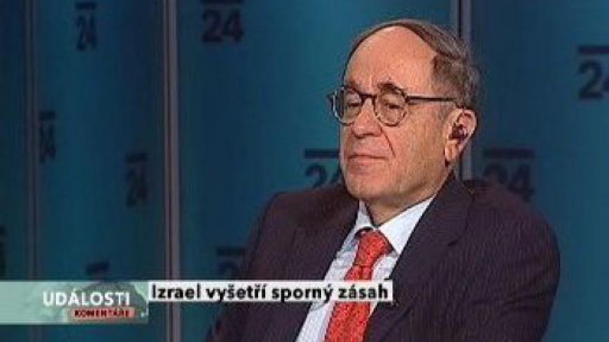 Video Události, komentáře s Jaakovem Levym