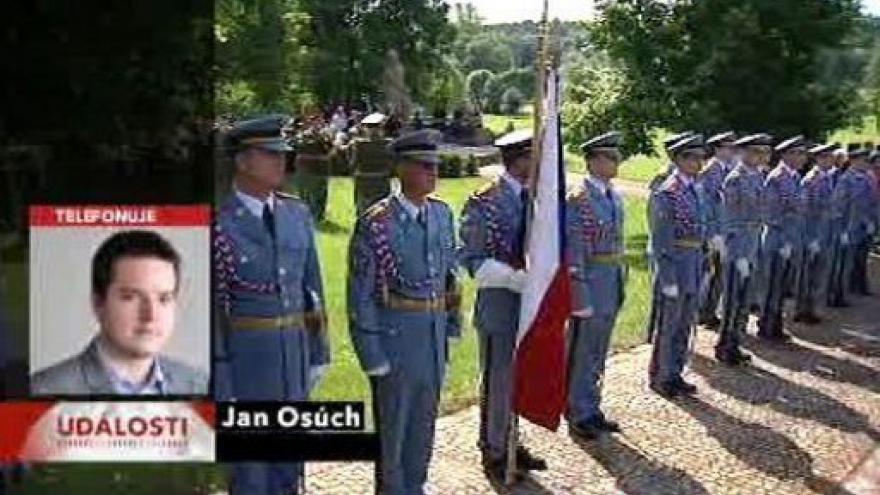 Video Telefonát Jana Osúcha