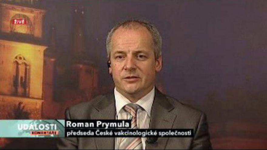 Video Rozhovor s Romanem Prymulou