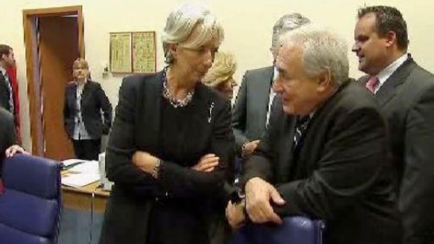 Video Ministři financí doladili detaily záchranného balíku