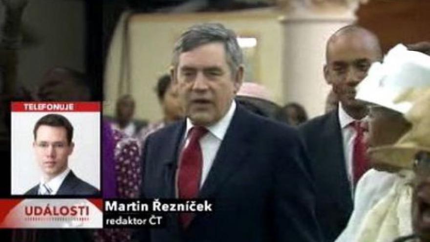 Video Telefonát Martina Řezníčka