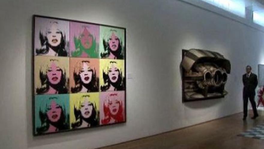Video Picasso a Munch jsou v aukci