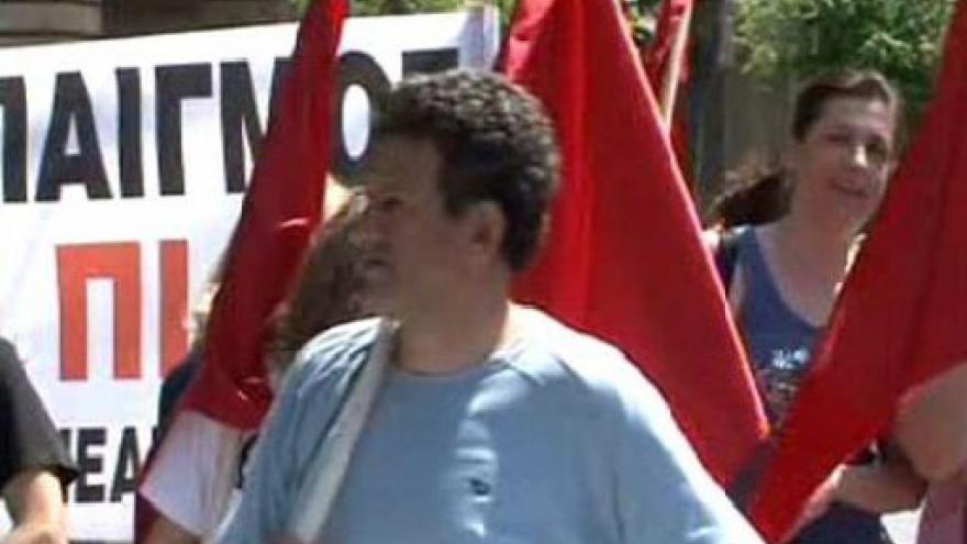 Video Řecko a finanční pomoc