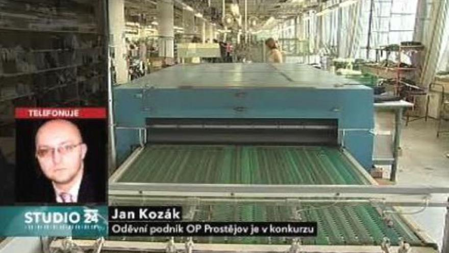 Video Vyjádření Jana Kozáka