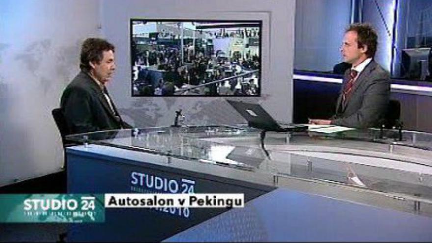 Video Rozhovor s Petrem Korbelem