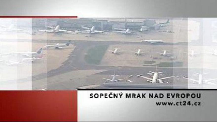 Video Nad Českem je uzavřený vzdušný prostor