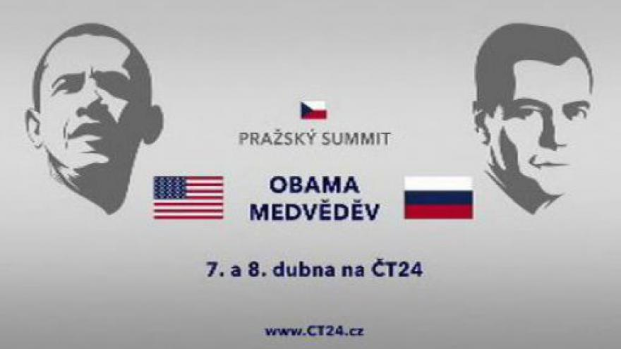 Video Návštěvy ruských hlav státu v Česku