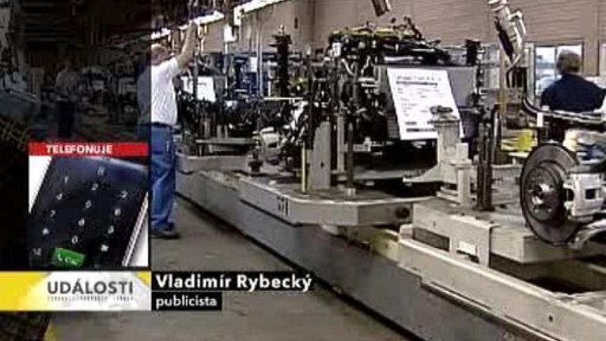 Video Komentář Vladimíra Rybeckého