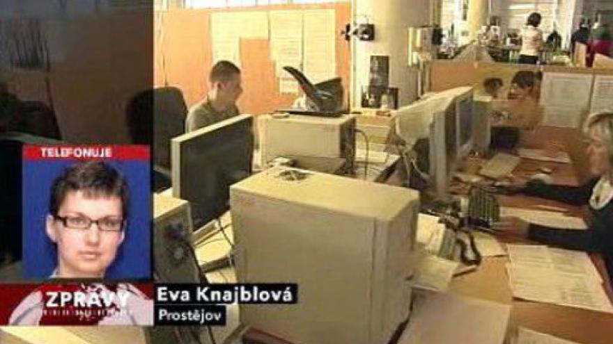 Video Telefonát Evy Knajblové