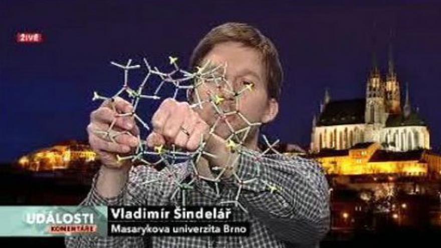 Video Vladimír Šindelář v Událostech, komentářích