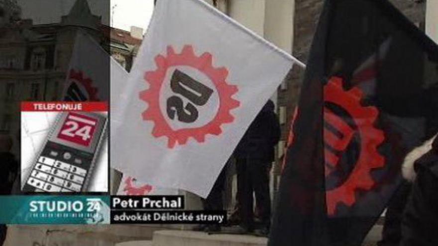 Video Advokát DS Petr Prchal ve Studiu ČT24