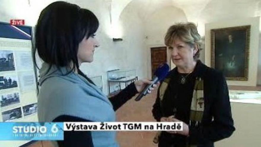 Video Rozhovor s Libuší Benešovou